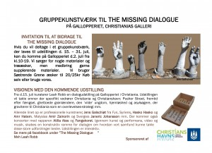 THE MISSING DIALOGUE-invitation til ugespejlet-vr